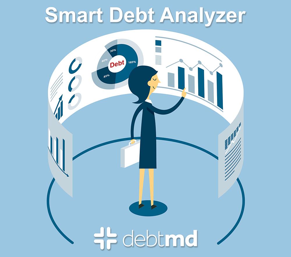DebtMD Smart Debt Analyzer