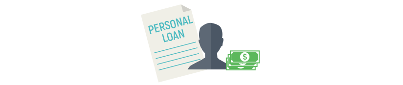 personal loan graphic